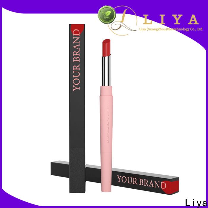 Liya professional lipstick factory for make up