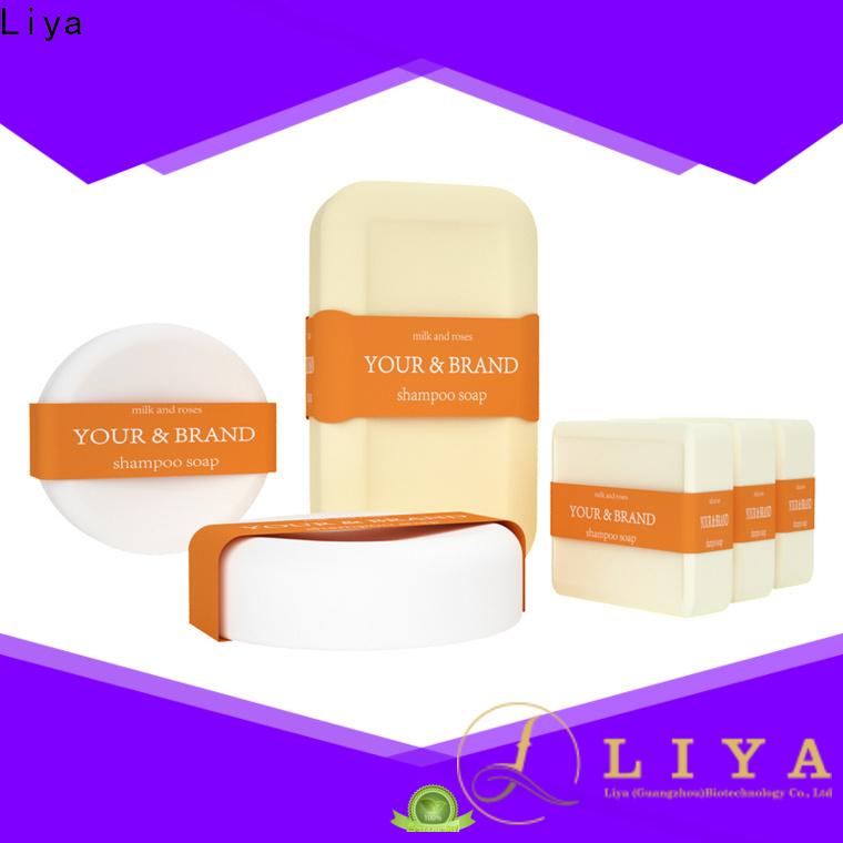 Liya shampoo bar vendor for hair care