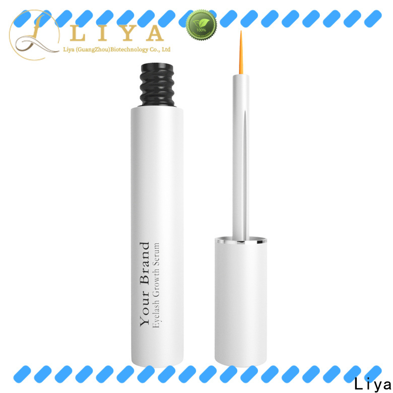 Liya eyelash serum supplier for make beauty