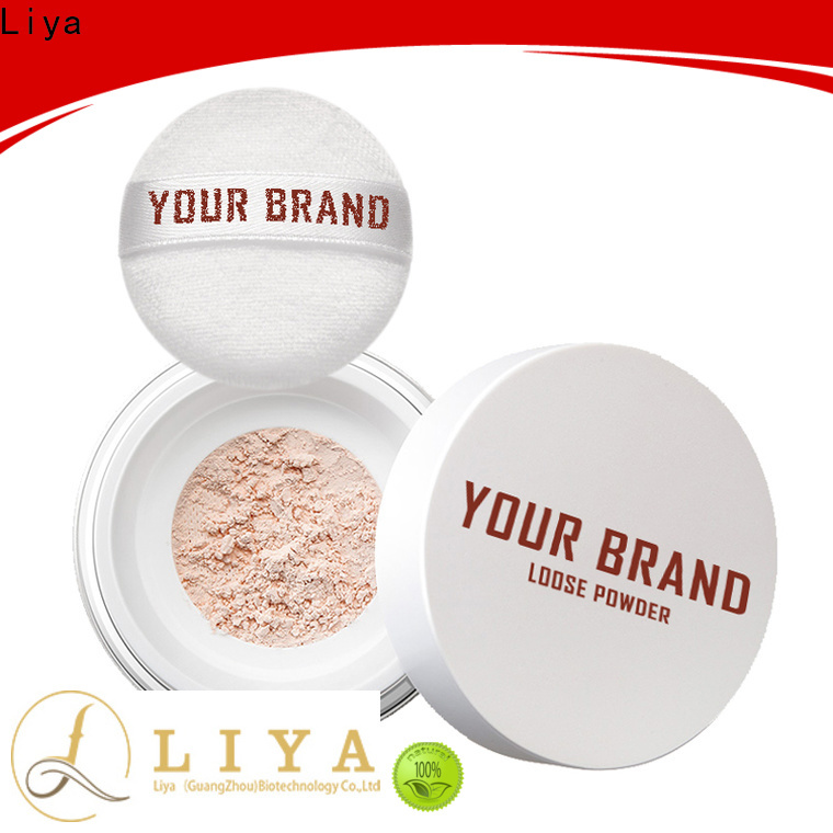 good quality loose powder supplier