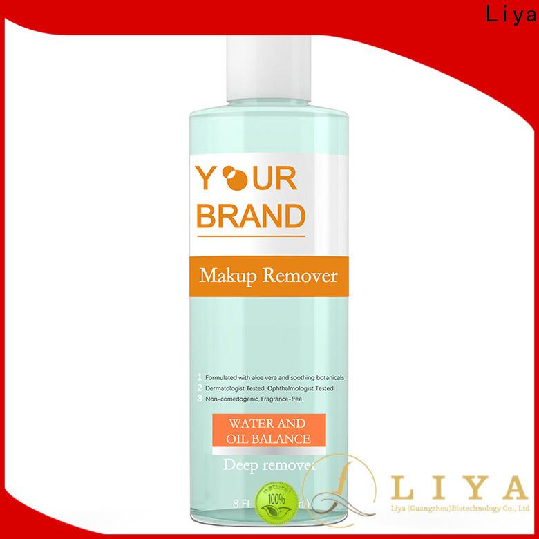 Liya Best best face makeup remover popular for