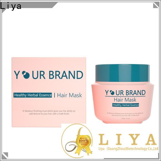 Liya hair conditioning mask wholesale for hair salon