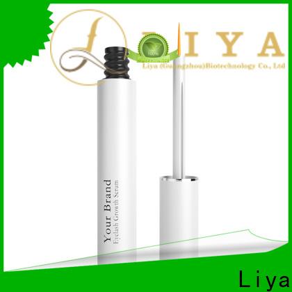 Liya professional eyelash serum wholesale for eyelash care