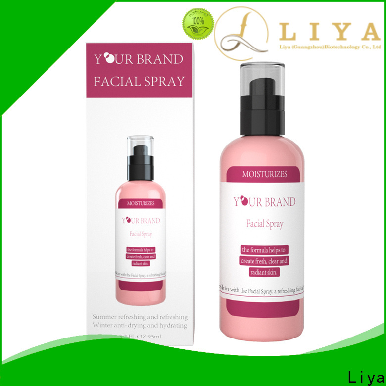 Liya hydrating mist wholesale for skin care