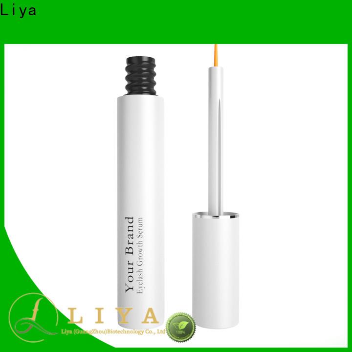 Liya professional eyelash serum supplier for eyelash care