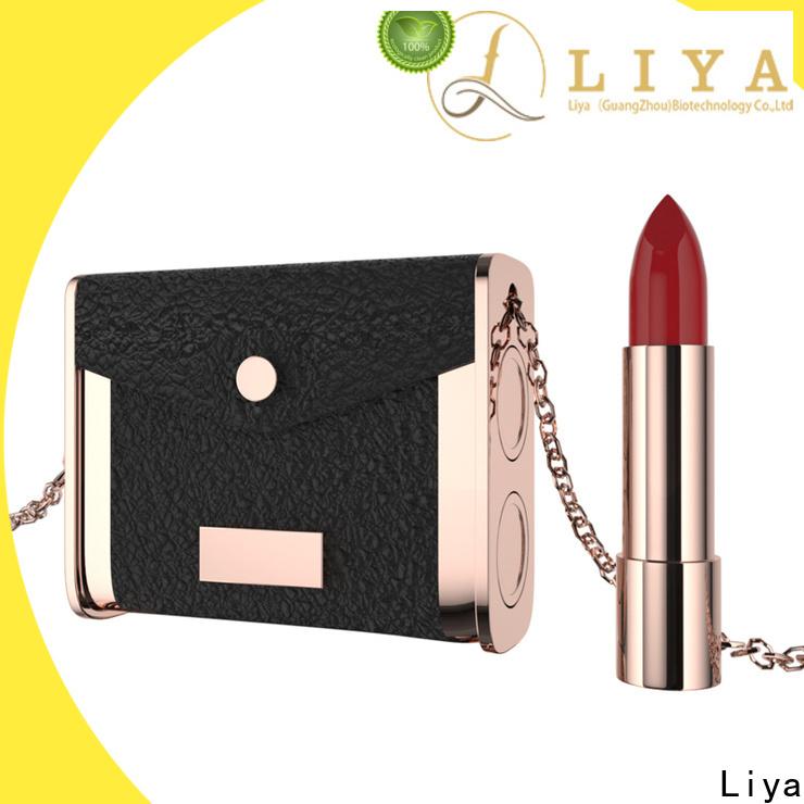 Liya lip cosmetics supplier for dress up