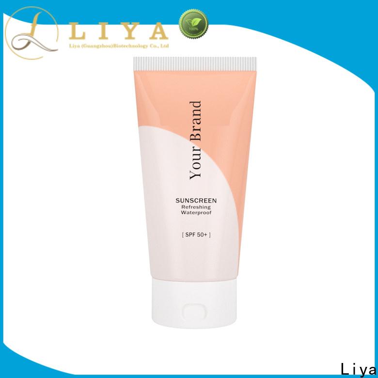 Liya sunscreen lotion wholesale for skin protection