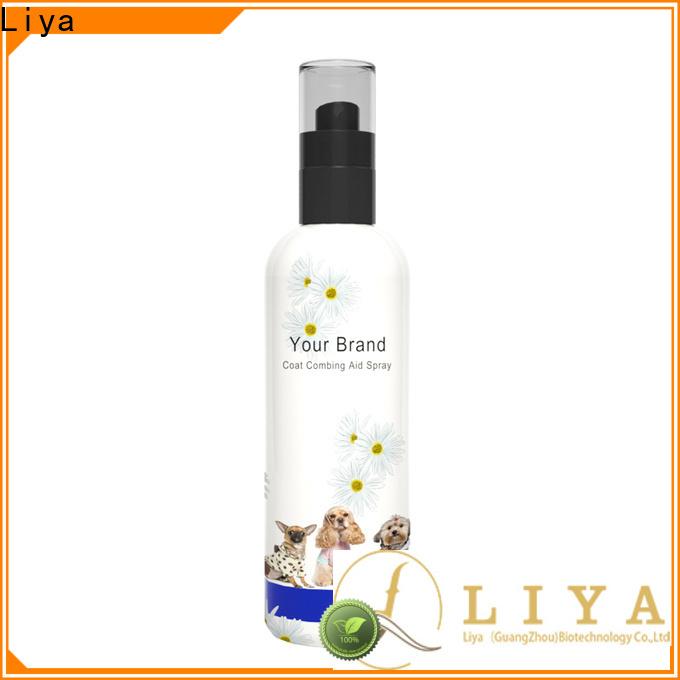 Liya pet grooming product dealer for pet