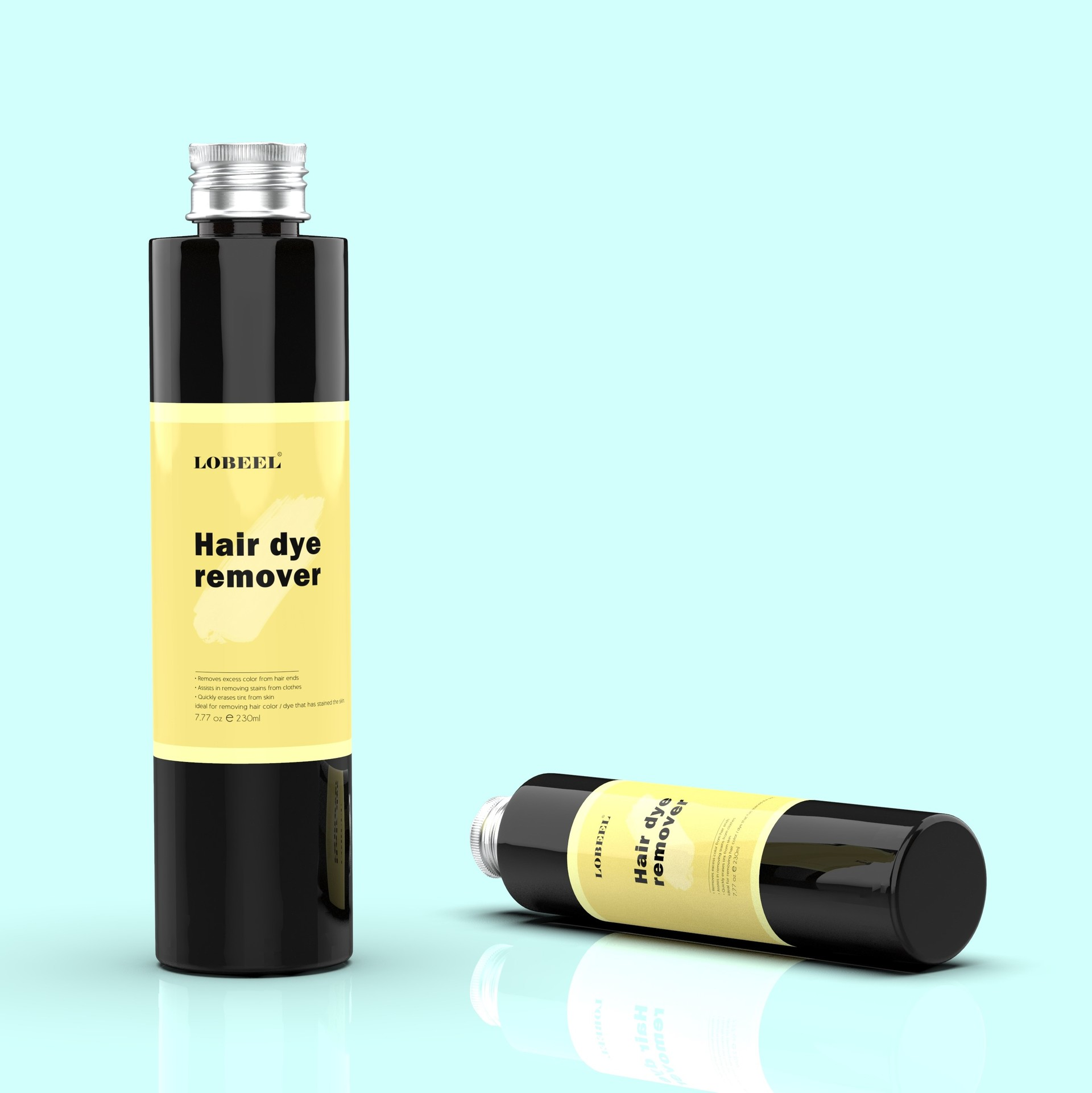 Top Quality Hair Dye Remover Factory From China-Liya