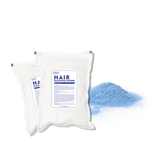 Best ISO GMPC Certification Salon Dust Free Hair Bleaching Powder, White Hair Color Hair Colour Powder Supplier