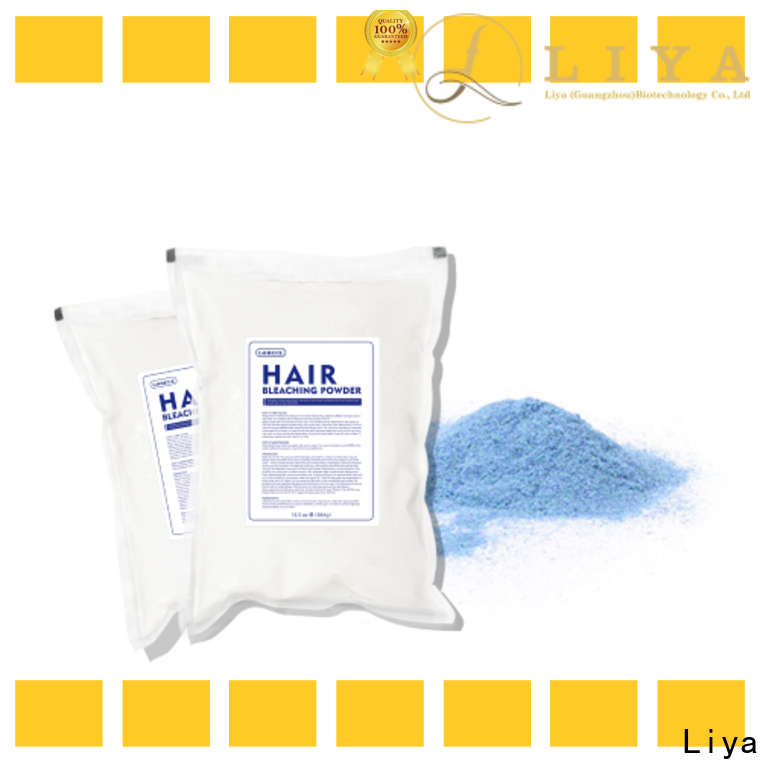 Liya Bulk hair dye manufacturer for hair stylist