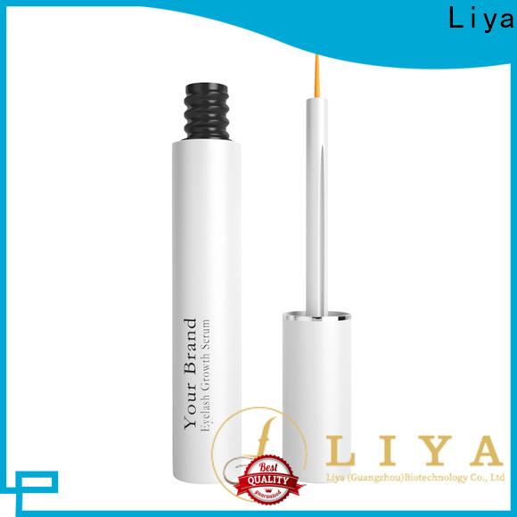 Liya OEM eyelash serum supplier