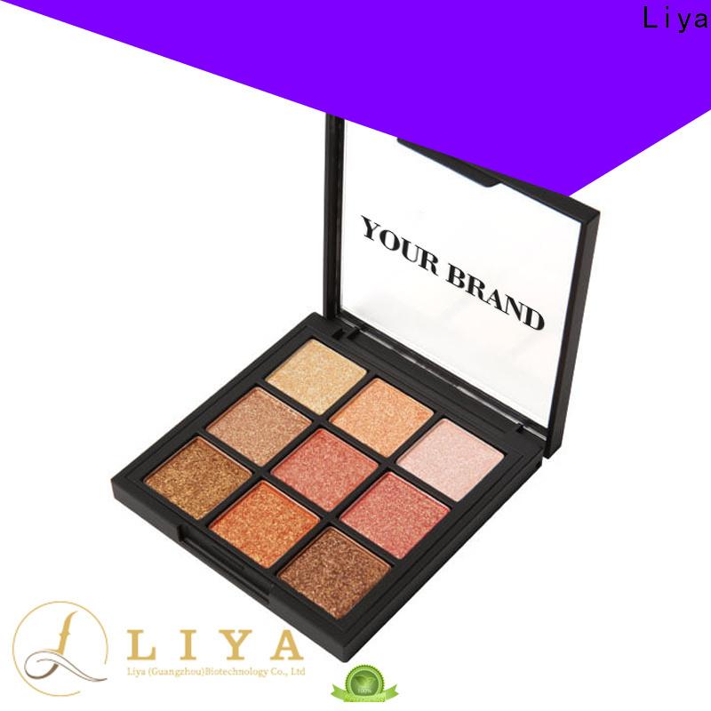 Liya eyeshadow makeup distributor for make beauty