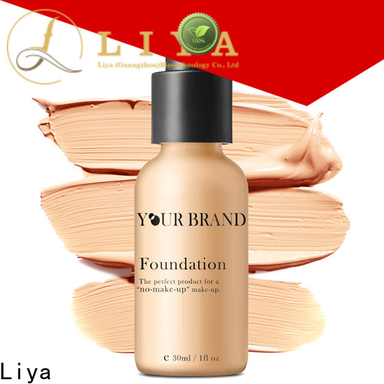 Liya Bulk waterproof foundation makeup supplier for lasting makeup