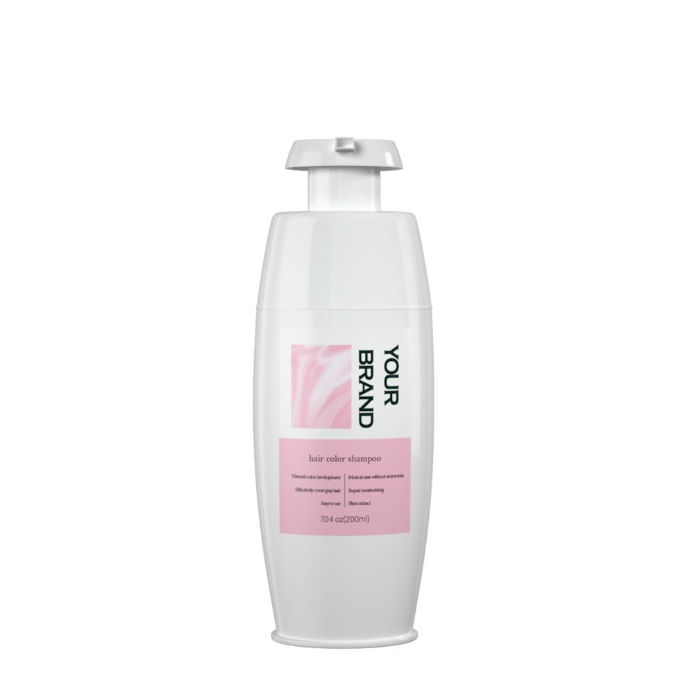 Magic Fast Hair Dye Shampoo Free-Ammonia