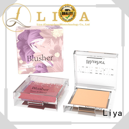 Liya highlighting powder widely applied for make up
