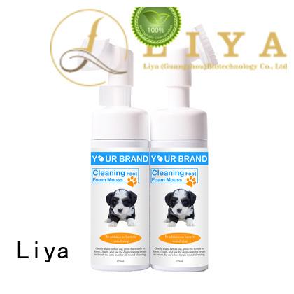 Liya professional best dog shampoo best choice for pet