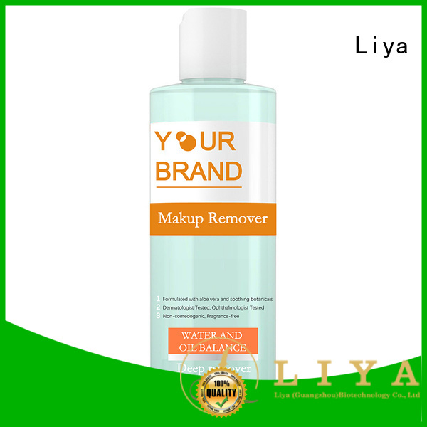 Liya cost effective makeup removing lotion widely employed for
