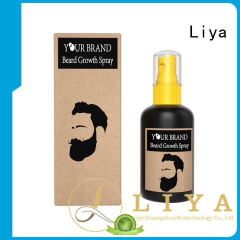 Liya beard growth oil excellent for men