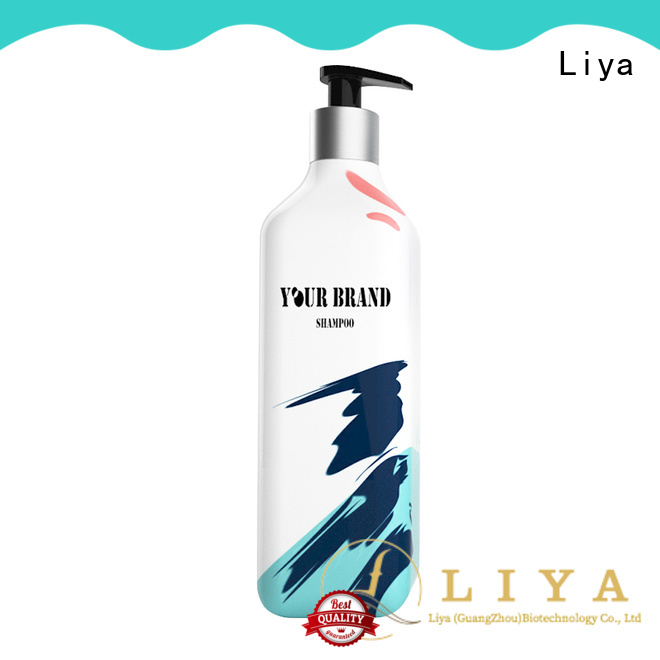 shampoo and conditioner products