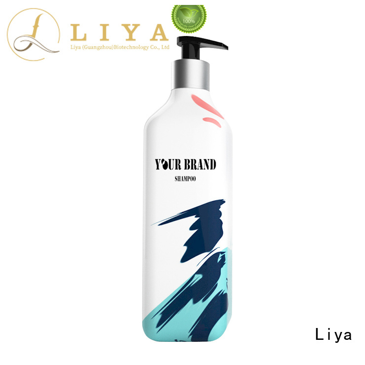 Liya hair salon shampoo great for hair care