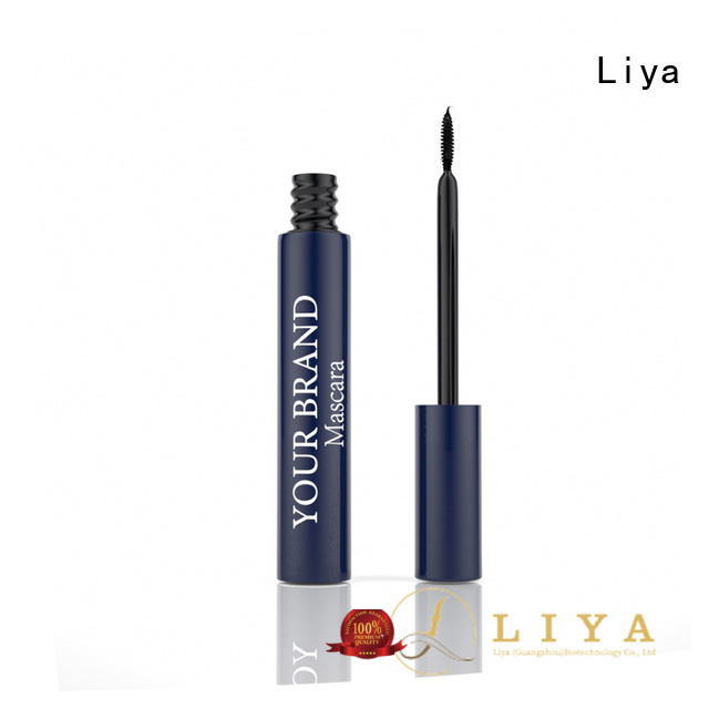Liya economical best waterproof mascara factory for make beauty