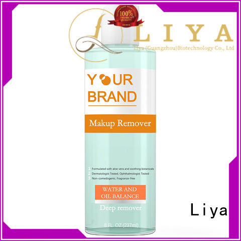 natural makeup remover suitable for removing makeup Liya