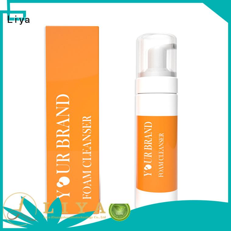 best skin cleanser optimal for face clean up Liya