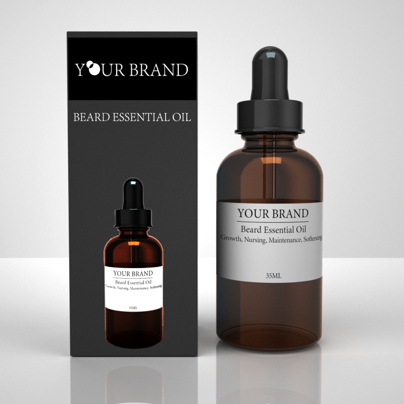 Beard Oil Leave In Conditioner Oil For Men Beard Care