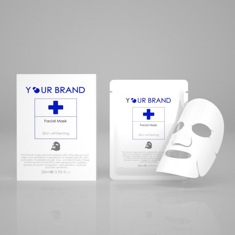 Natural Organic Deep Moisturizing Black Facial Mask Anti Aging Dead Sea Mud Mask
