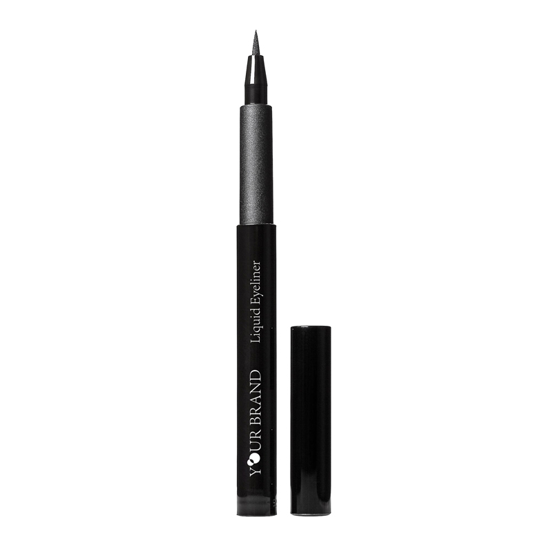 Waterproof Permanent Private Label Liquid Eyeliner Glitter Eyeliner