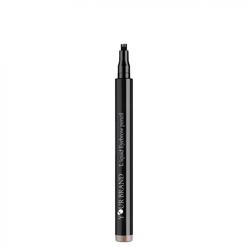 Waterproof Eyebrow Mini Black Gray Brown Eye Brow Pencil Eyebrow powder