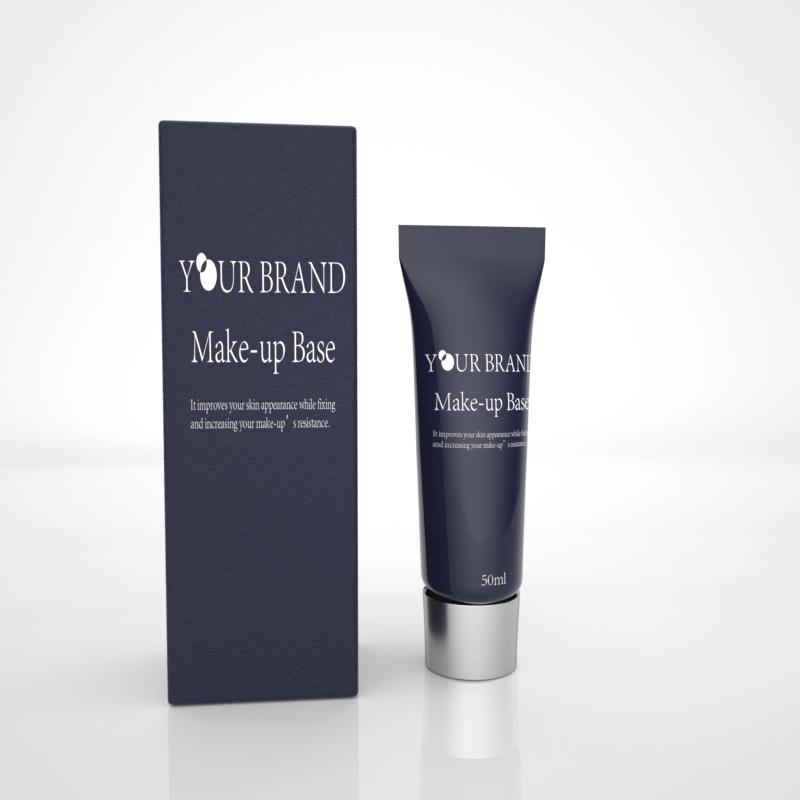 Beauty Cosmetics wholesale Silky Oil-Control  Face Primer Makeup Base Foundation Makeup Primer