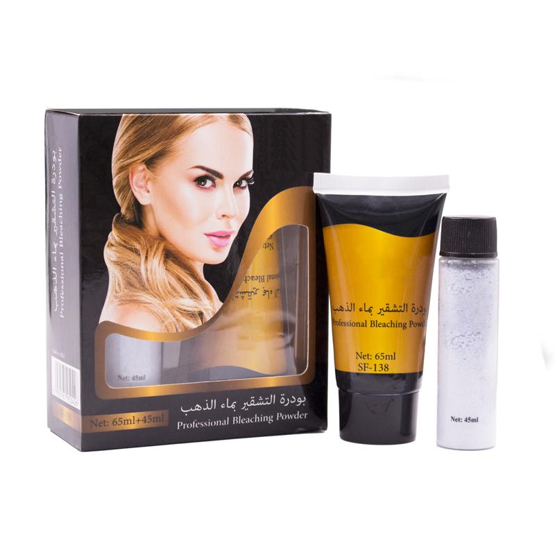 Best ISO GMPC Certification Salon Dust Free Hair Bleaching Powder, White Hair Color Hair Colour Powder Supplier
