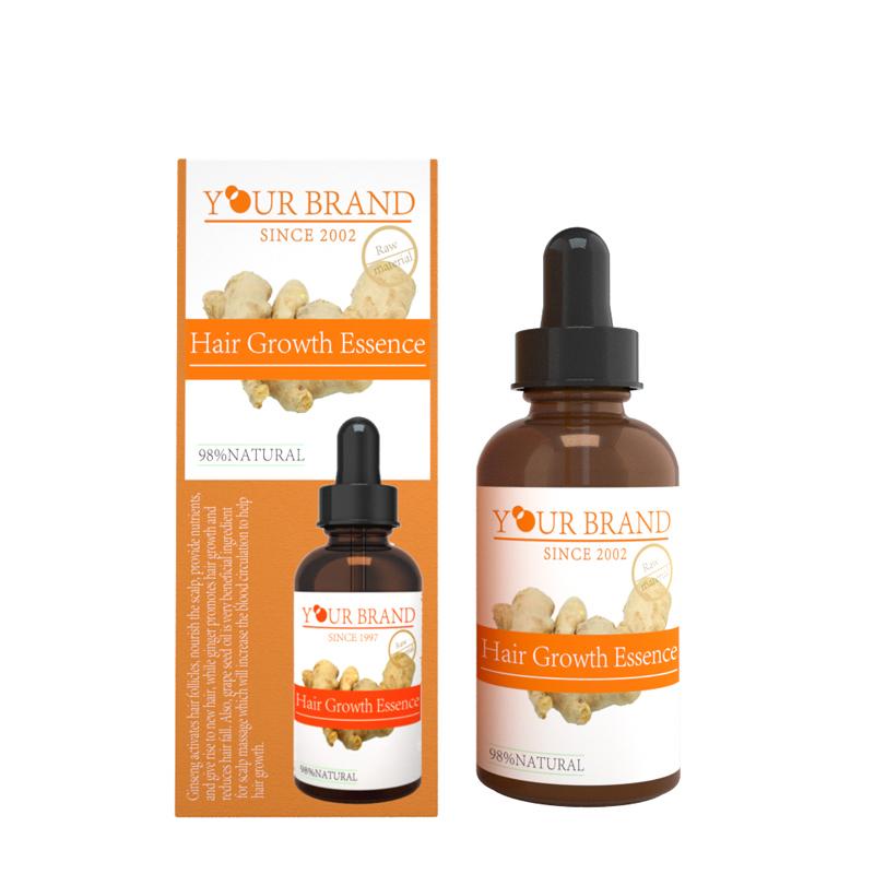 OEM/ODM Herbal Hair Treatment Hair Growth Essence