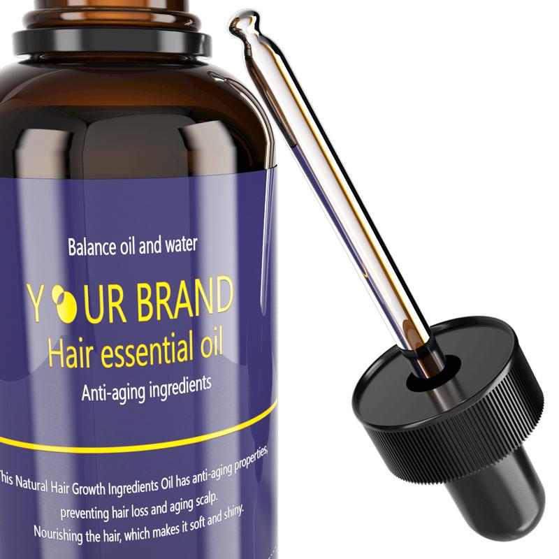 Pure Morocco Argan Oil Repair Hair Care Essential Oil