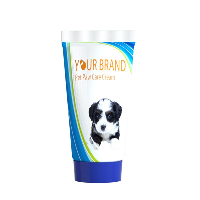 100% Organic Honey Pet Paw Care Cream, Repairs and Moisturizes Dogs Cats