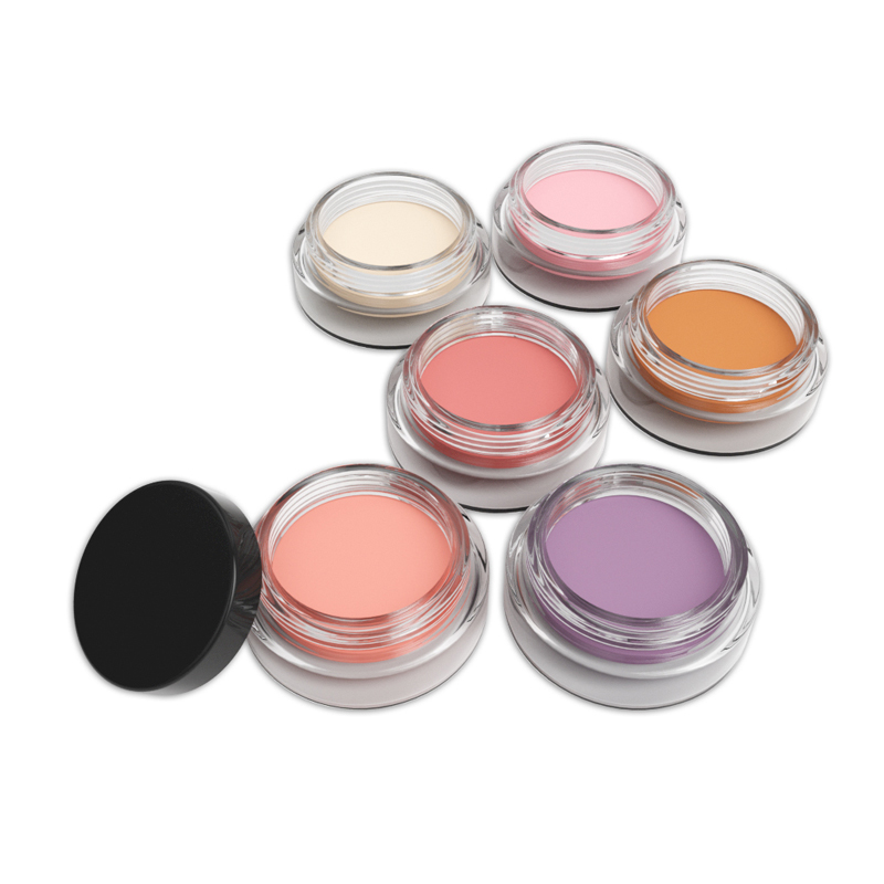 Cosmetic High pigment Long Lasting Metallic Duochrome Glitter Pearlescent Shimmer Eyeshadow