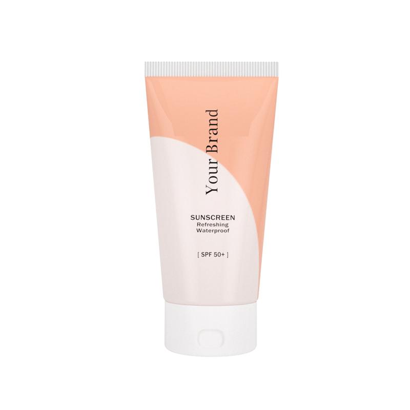 UV Mineral Defense Broad Spectrum Whitening Waterproof Sweat-proof Sunscreen Cream SPF 50+