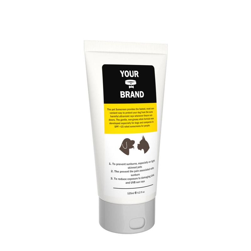 Waterproof Pet Sunscreen Sunblock Sun Block Cream Lotion Spray SPF 15 50