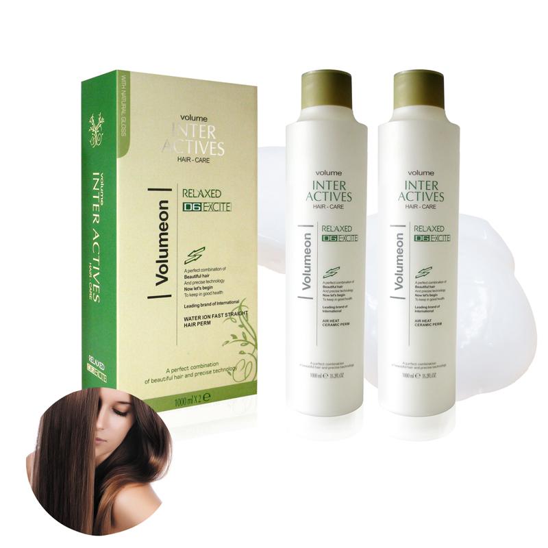 Salon professional straighten hair ion perm hair perm lotion for All Hair Types