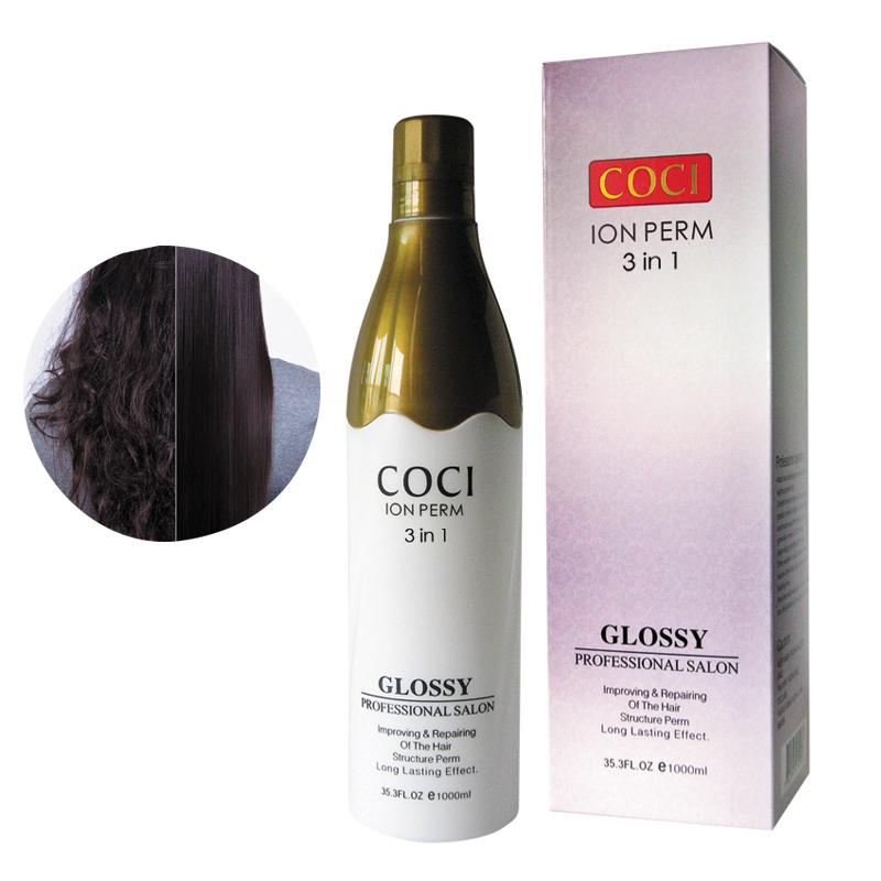 Hair Salon Treatment Intelligent 3 IN 1 Straightening Hair Perm