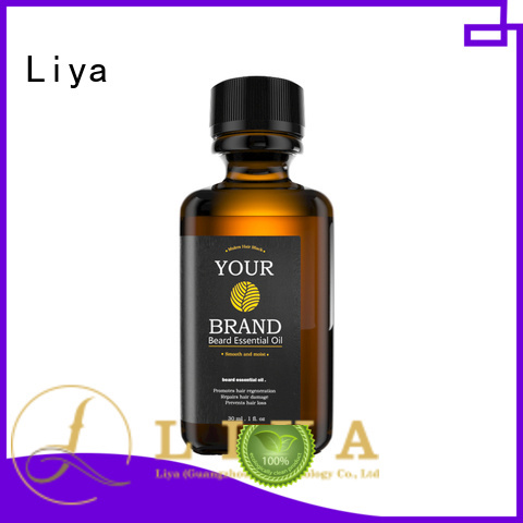 Liya beard oil optimal for