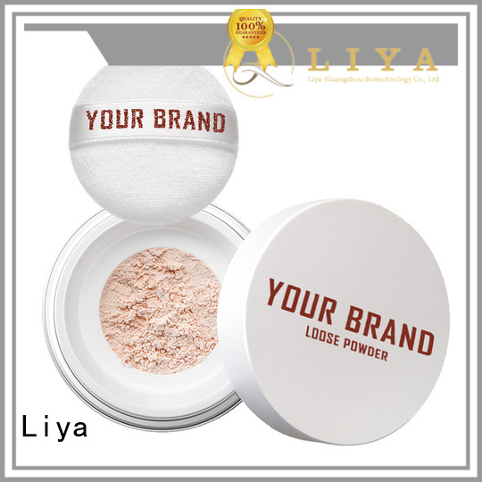 Liya loose face powder optimal for make up