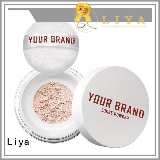 Liya loose face powder optimal for make up