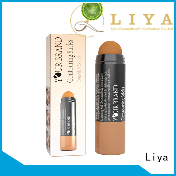 Liya easy to use face cosmetics products