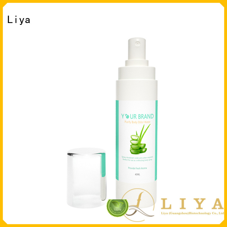 Liya feminine care products satisfying for persoanl care