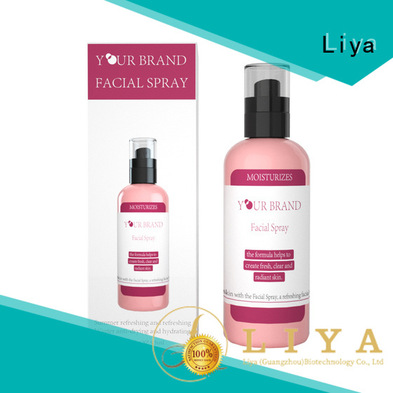 Liya hydrating mist excellent for face moisturizing