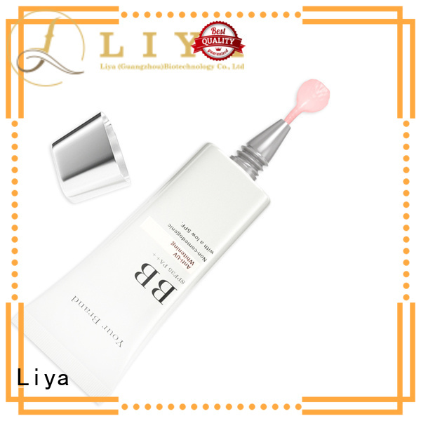 Liya hot selling face foundation perfect for long lasting makeup