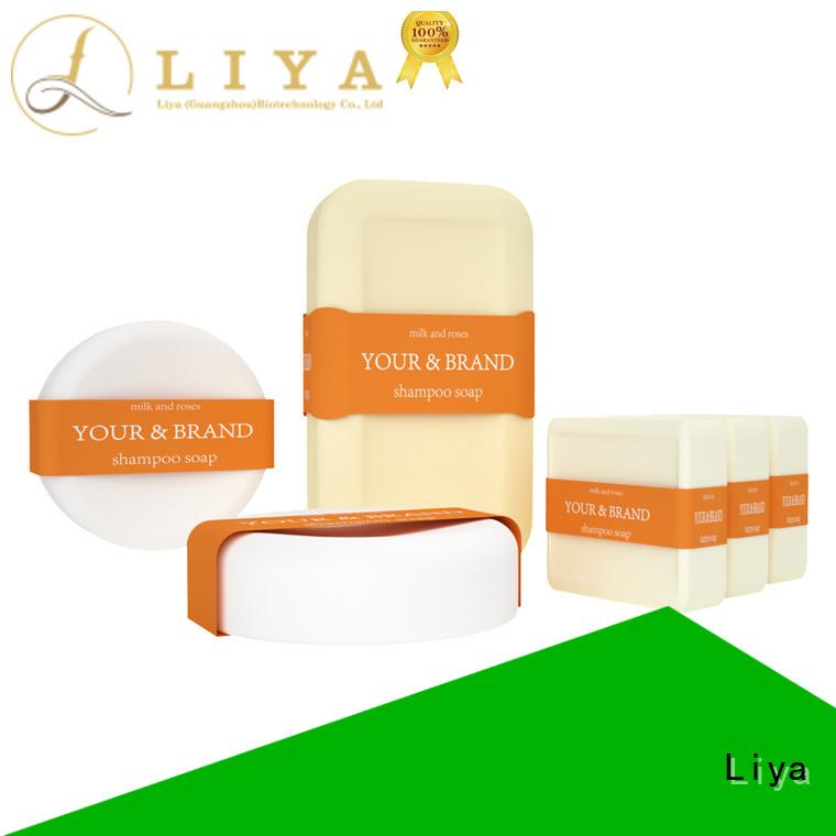 Liya shampoo bar widely used for hair care